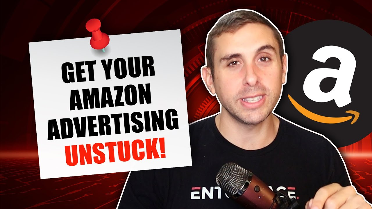 get your amazon advertising unstuck!